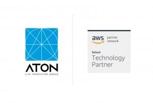 아톤이 AWS의 공식 기술파트너로 선정되었다