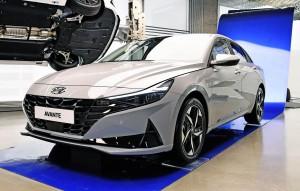 현대자동차, '올 뉴 아반떼' 출시