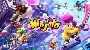 겅호 온라인 엔터테인먼트가 닌텐도 스위치용 닌자 껌 액션 게임 Ninjala를 정식 발매했다