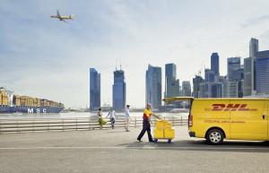DHL이 가트너의 매직 쿼드런트 리포트에서 전 세계 3자 물류 부분 선두업체로 선정되었다