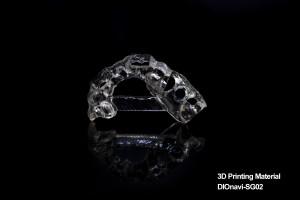 디오의 서지컬 가이드용 첨단 신소재 'DIOnavi-SG02'