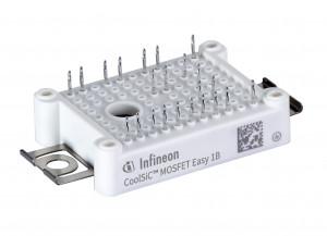 인피니언이 전기차를 위한 새로운 실리콘 카바이드 전력 모듈을 출시했다