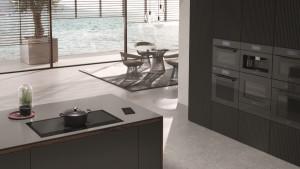밀레가 KM 7897 FL 인덕션으로 독일 iF 디자인 어워드에서 금상을 수상했다