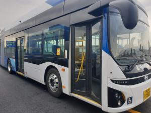 한전이 전기버스 충전 서비스를 전국적으로 확대한다