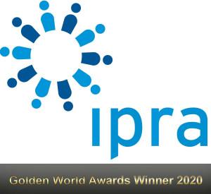 KPR이 국제PR협회 골든어워즈 2020 NGO 캠페인 부문 최고상을 수상했다