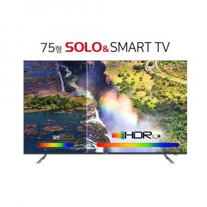 루컴즈 75인치 4K UHD 솔로앤(SOLO&) 스마트TV(T7503TU)