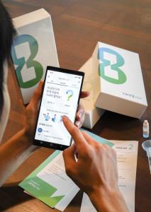 SK텔레콤이 인바이츠헬스케어-마크로젠과 유전자 검사 기반 헬스케어 서비스를 출시했다