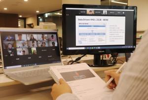 한화생명이 서울대학교 글로벌공학교육센터 블록체인학회 디사이퍼와 MOU를 체결했다