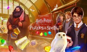 징가가 전 세계에서 해리포터: 퍼즐스 앤 스펠스 게임을 출시했다