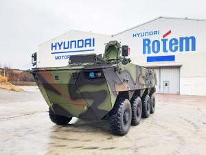 현대로템 차륜형장갑차