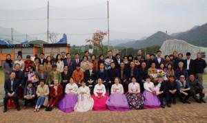 북한강문학제 현장