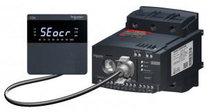 슈나이더 일렉트릭이 전자식 모터 보호 계전기 신제품 EOCR PFZ를 선보였다