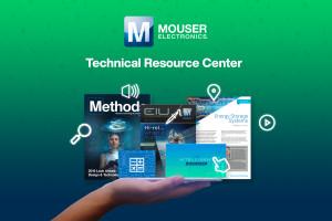 마우저의 기술지원센터