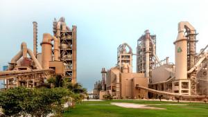 레이수트 시멘트 공장