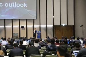 2019년 스마트공장구축 및 생산자동화전(SMATEC) 국제 콘퍼런스 현장