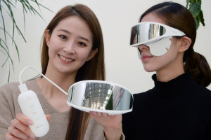 LG전자가 눈가 전용 뷰티기기 LG 프라엘 아이케어를 출시한다