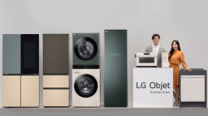 LG전자가 새 공간 인테리어 가전 LG Objet Collection을 론칭한다