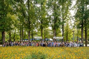 한국의 공원 경영을 선도하는 서울숲