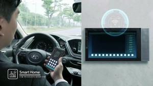 현대오토에버가 디지털키를 비롯해 AI미러 등의 기술을 통해 앞서가는 '리빙&라이프 스마트 홈 플랫폼'을 출시했다