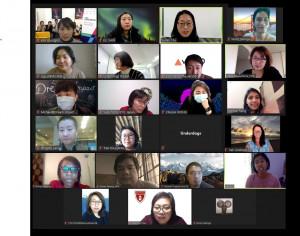 언더독스, 아시아 사회혁신창업 네트워크 'ATN 2020' 진행 현장