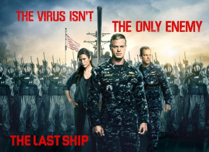 라스트 쉽 The Last Ship © Warner Bros. Entertainment, Inc. All Rights Reserved.