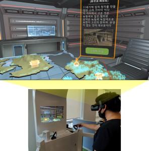 인터랙트가 출시한 VR 인천문화유산 체험 시스템