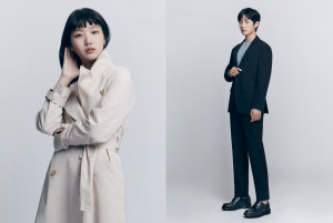 배우 정해인, 김고은과 함께한 마인드브릿지 2021 S/S 컬렉션 화보