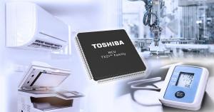 도시바 TXZ+ 제품군 첨단 클래스 32비트 마이크로컨트롤러