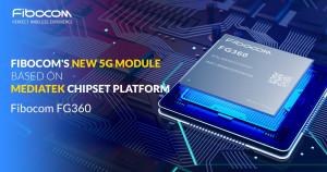 파이보콤은 CES 2021 행사기간 동안 최신 5G 모듈 FG360을 출시한다. 이 모듈은 5G Sub-6GHz 2CC Carrier Aggregation 200MHz 주파수 및 5G + WiFi-6 연결을 지원해 고속 및 저지연 5G 네트워크 경험을 제공한다. 모듈의...