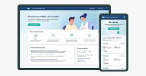 ServiceNow Vaccine Administration Management 솔루션