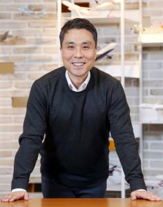 호텔스닷컴 코리아 김상범 대표