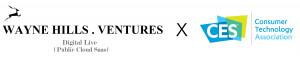 인공지능 스타트업 웨인힐스벤처스가 2021 CES 가전 전시회 해외 수출 계약을 타진했다