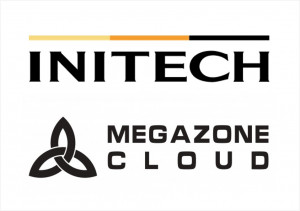 이니텍과 메가존클라우드가 양사 시너지 창출을 위한 업무협약을 체결했다