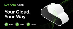 Seagate가 서비스형 저장장치 플랫폼 Lyve Cloud 솔루션을 공개했다