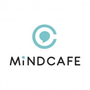 아토머스 온라인 심리상담 플랫폼 마인드카페 로고