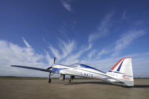 롤스로이스의 완전 전기 비행기인 스피릿 오브 이노베이션