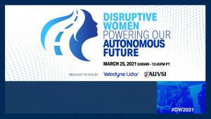 벨로다인 라이다가 가상 서밋 회의 '자율주행의 미래를 촉진하는 혁신적 여성'을 개최한다