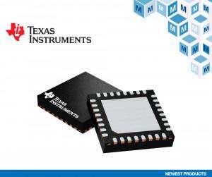 마우저가 TI의 DP83TD510E 이더넷 PHY 제품을 공급한다