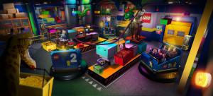 레고랜드 코리아 리조트가 아시아 지역 최초로 선보이는 레고 팩토리 어드벤처 라이드