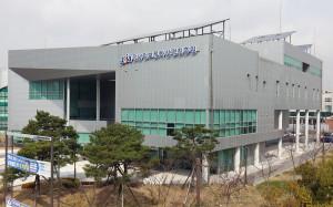 전남정보문화산업진흥원 전경