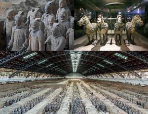 산시 문화여유청·주한중국문화원 주최 세계 유산 - 문화산시 병마용 온라인 실경전