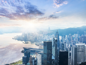 Hong Kong, the World's Meeting Place