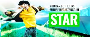 학생들은 세계적인 인지도와 상금을 획득할 수 있는 기회가 주어지는 2021 미래 인프라 스타 챌린지에 참가할 수 있습니다
