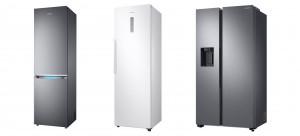 유럽 주요 지역 소비자 전문지 평가에서 각각 1위를 차지한 삼성 냉장고 제품들