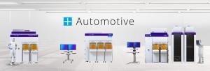 KLA의 자동차용 Surfscan® SP A2/A3, 8935 패턴 웨이퍼 검사기, C205 패턴 웨이퍼 검사기, I-PAT®