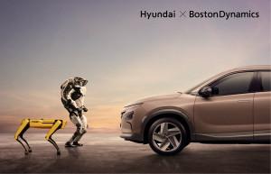 현대차그룹이 로봇 기업 보스턴 다이내믹스를 인수 완료했다