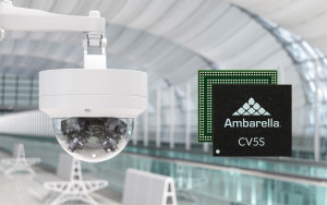 암바렐라가 동영상 보안, 스마트 시티, 스마트 빌딩, 스마트 소매 및 스마트 교통 AIoT 카메라 애플리케이션을 위한 CV5S와 CV52S 에지 AI 비전의 SoC계열 제품을 출시했다