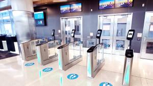 아이데미아가 로스앤젤레스 국제공항에 출입국 보안 솔루션을 제공한다
