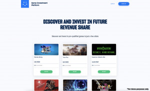 엑솔라, 게임 투자 플랫폼 출범