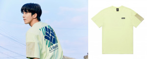컬럼비아 'CSC 스포츠™ 컬러블록 티셔츠'